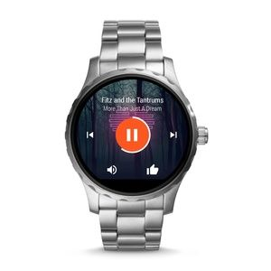 Fossil Limited Edition Silver Smartwatch FTW2120